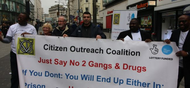 """Just Say No 2 Gangs, Guns and Drugs"" hits Liverpool"