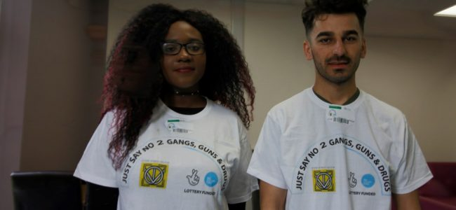 Engaging Youths One-on-One in fight to reduce Crime