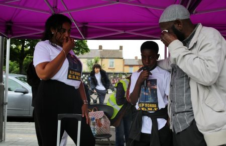 """""""Why Did they Kill My Boy?"""" Mother Appeals for Witnesses"""