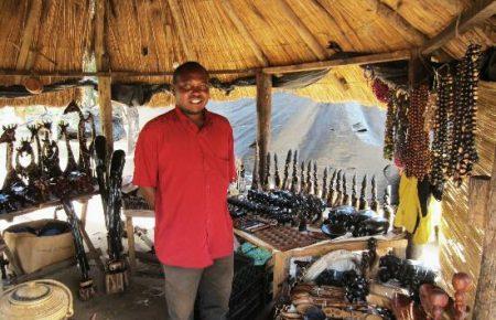 A crafty look at Zambia's Kabwata Cultural Village