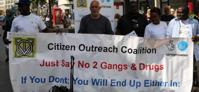 Ending the 3 Evils; Gangs Guns & Knife Crimes