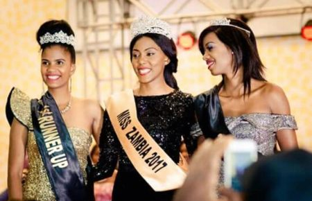 Can Miss Zambia Conquer The World?