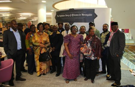 Oral history Project Launch with calls for Unity