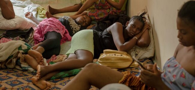 Sierra Leone girls trapped in Beirut need repatriated home