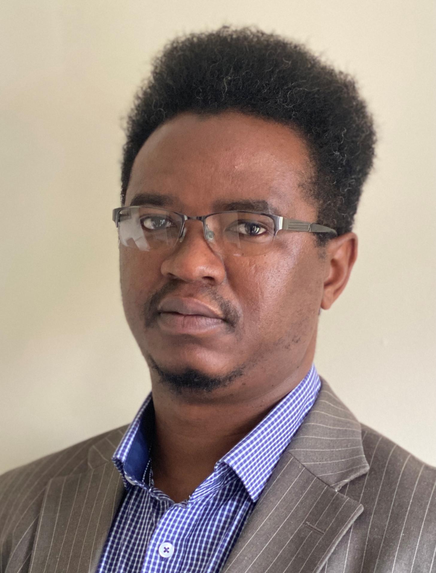 Dr Harvey Kwiyani